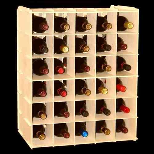 wine rack, wine element B